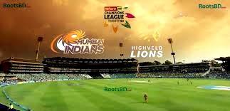 mumbai indians vs lions clt20