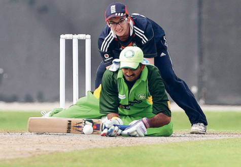 Pakistan blind cricket team captain critical after consuming acid