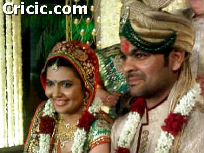 Indian bowler RP Singh got Married